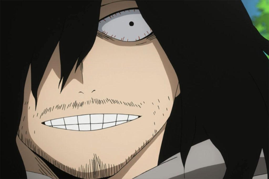 Aizawa Boku no Hero Academia