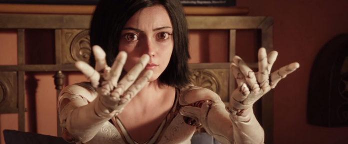 Alita: Anjo de Combate Trailer