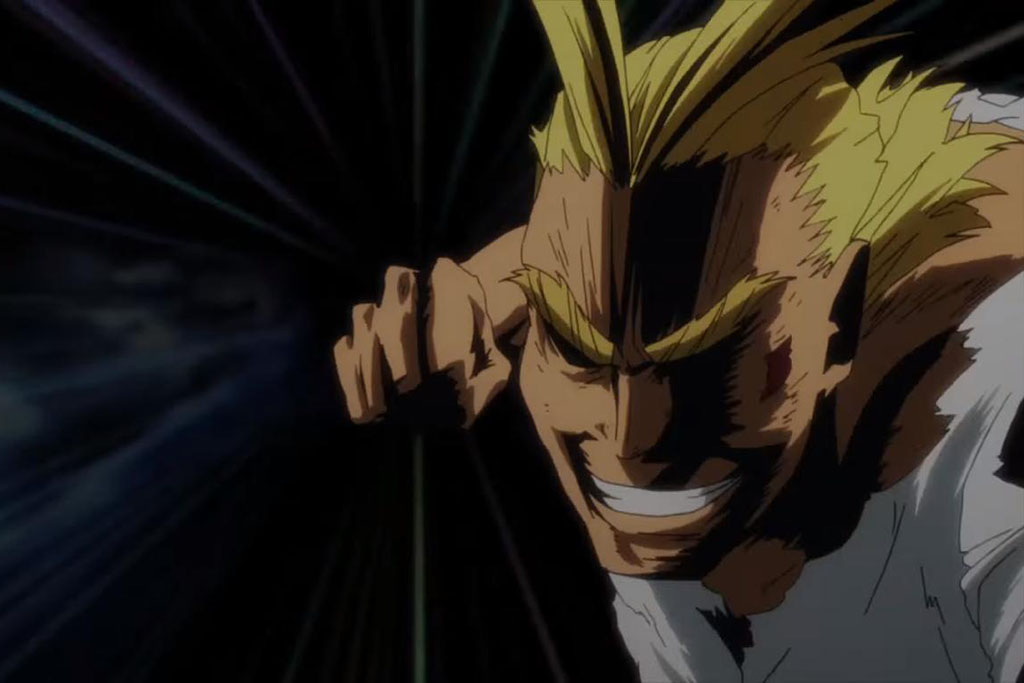 All Might Boku no Hero Academia