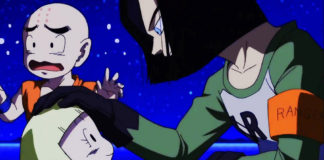 Androide 17 e Kuririn Dragon Ball Super