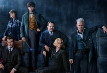Animais Fantásticos: Os Crimes de Grindelwald personagens