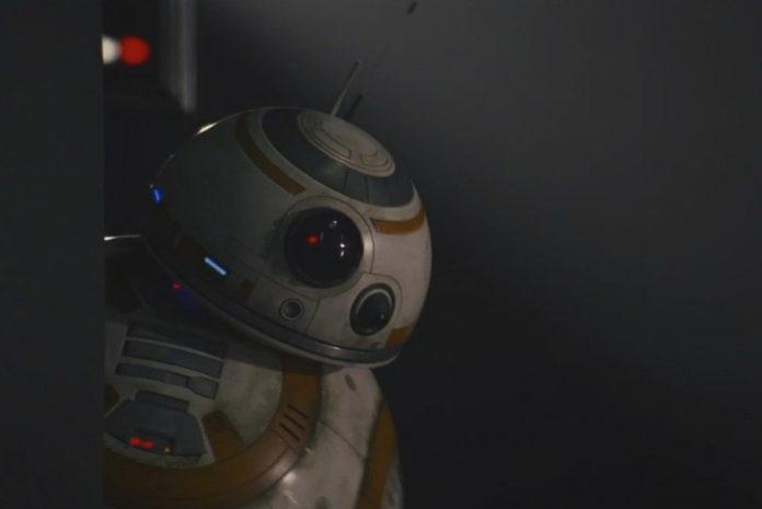 BB-8 Star Wars: Os Últimos Jedi