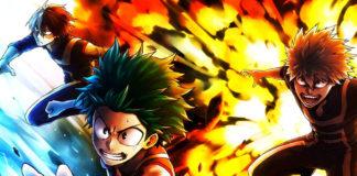 Personagens Boku no Hero Academia