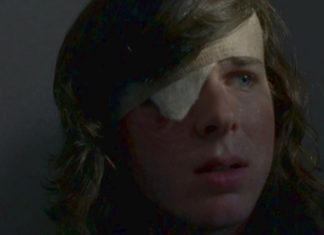 Carl The Walking Dead 8° Temporada