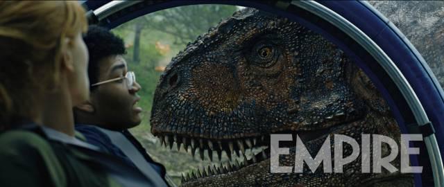 Carnotauro Jurassic World: Reino Ameaçado