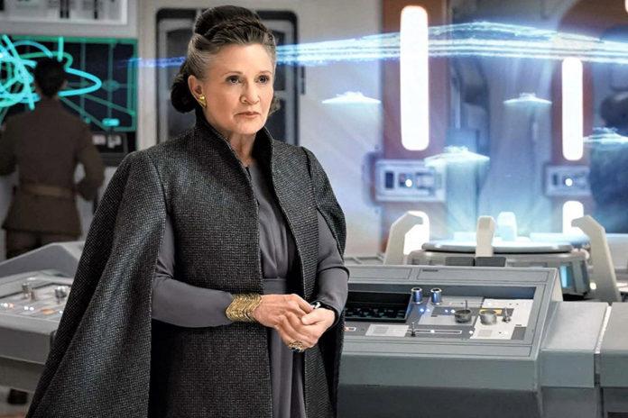 Carrie Fisher Star Wars: Os Últimos Jedi