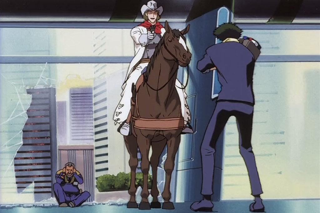Cowboy Bebop 1998 a 2003
