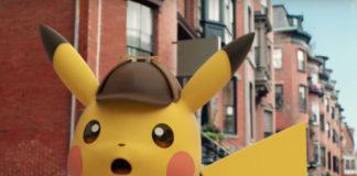 Detective Pikachu Filme estreia em 2019 no Japão