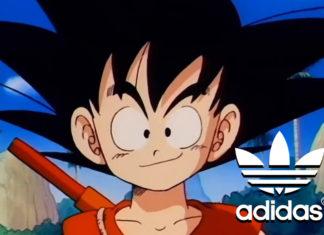 Adidas e Dragon Ball podem lançar linha de tênis