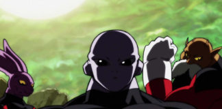 Dyspo, Jiren e Toppo Torneio do Poder Dragon Ball Super
