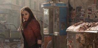 Feiticeira Escarlate Vingadores: Era de Ultron