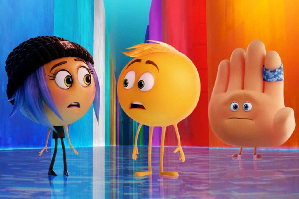 Emoji: O Filme 2017