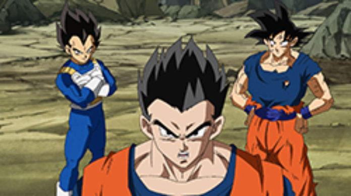 Gohan Torneio do Poder Dragon Ball Super