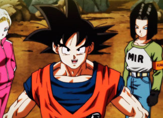 Torneio do Poder Dragon Ball Super