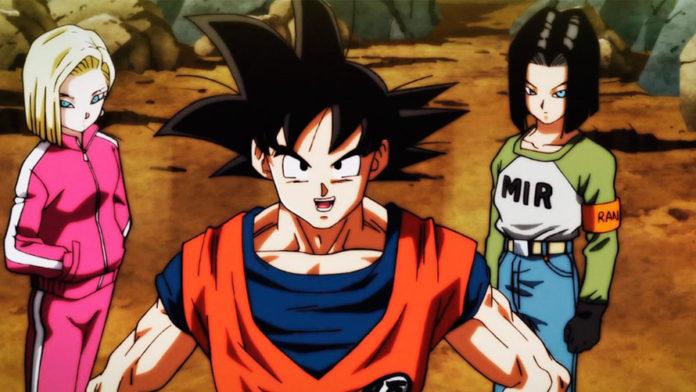 Torneio do Poder Dragon Ball Super