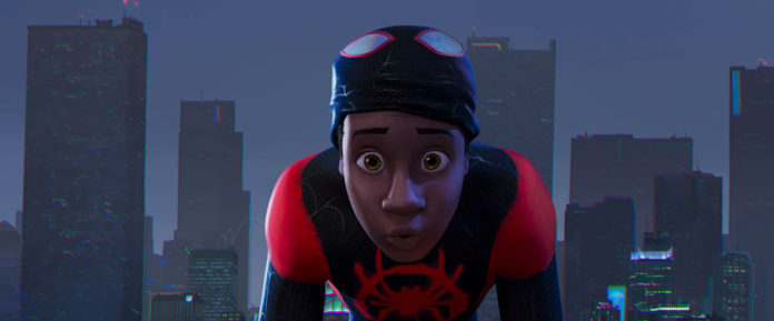 Homem-Aranha no Aranhaverso Trailer
