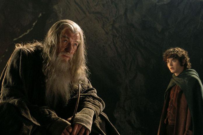 Gandalf O Senhor dos Anéis