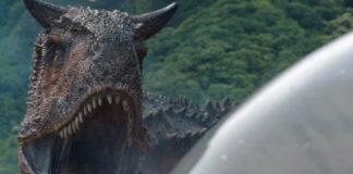 Trailer Jurassic World: Reino Ameaçado
