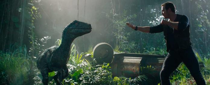 Jurassic World: Reino Ameaçado Trailer