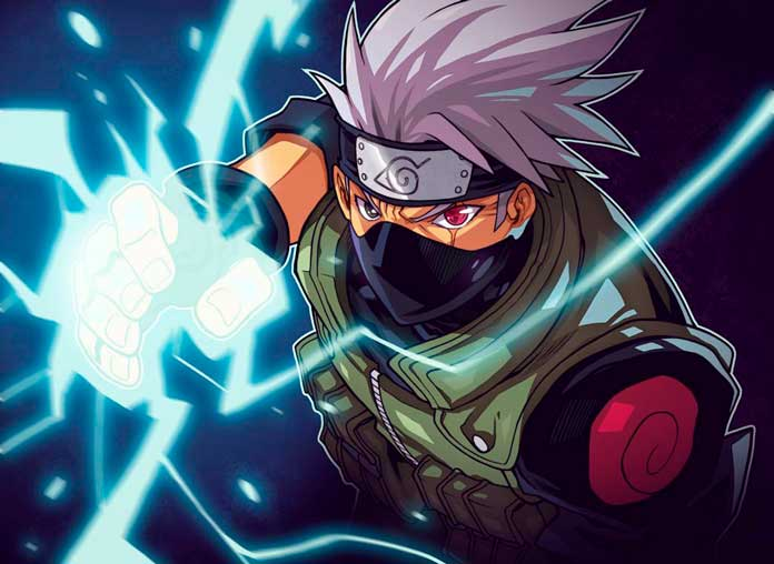 Kakashi Hatake personagens de Naruto 33