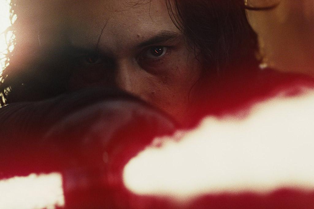 Kylo Ren Star Wars: Os Últimos Jedi