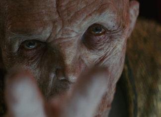 Líder Supremo Snoke Star Wars: Os Últimos Jedi