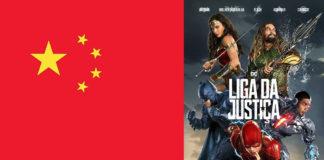 Liga da Justiça bilheterias China
