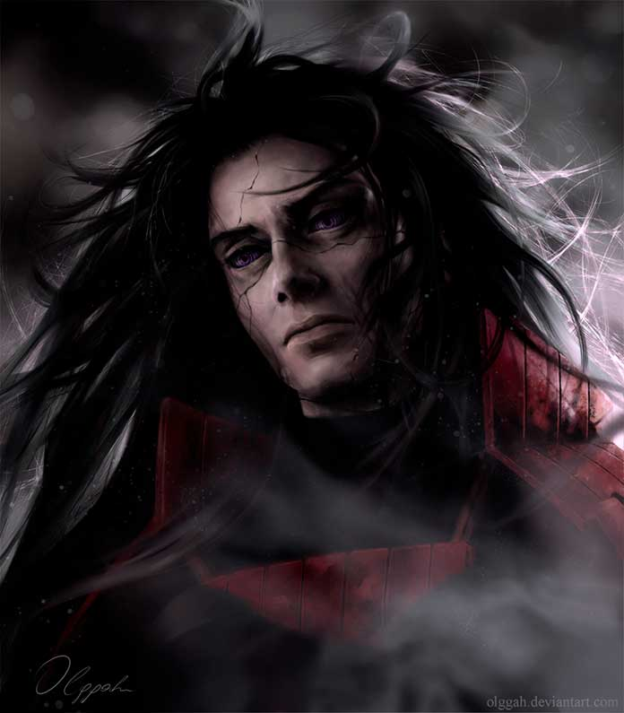 Madara Uchiha personagens de Naruto 13