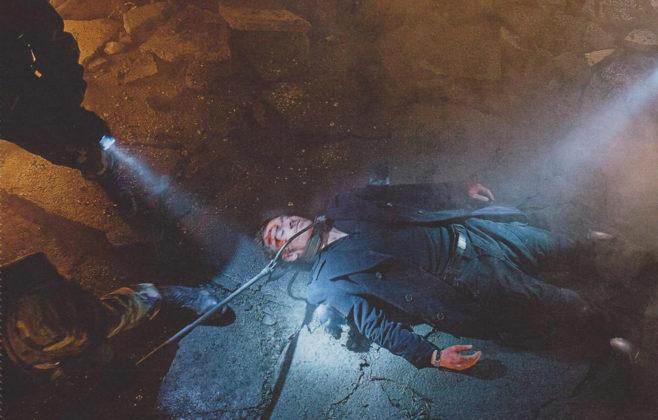 Magneto é capturado em X-Men: Fênix Negra 02