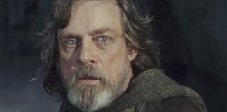Mark Hamill Luke Skywalker Star Wars: Os Últimos Jedi
