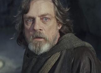 Mark Hamill Luke Skywalker Star Wars: Os Últimos Jedi