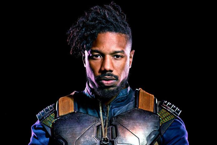 Erik Killmonger Pantera Negra 2018