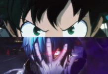 My Hero Academia: One's Justice Midoriya X Shigaraki