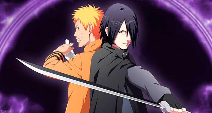 Naruto e Sasuke os mais fortes de Konoha 02
