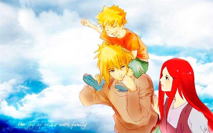 Naruto e Kushina 01