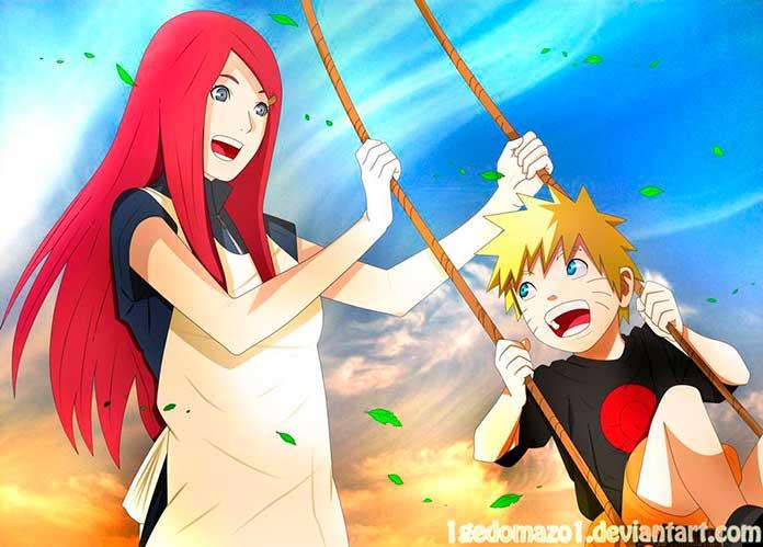 Naruto e Kushina 02