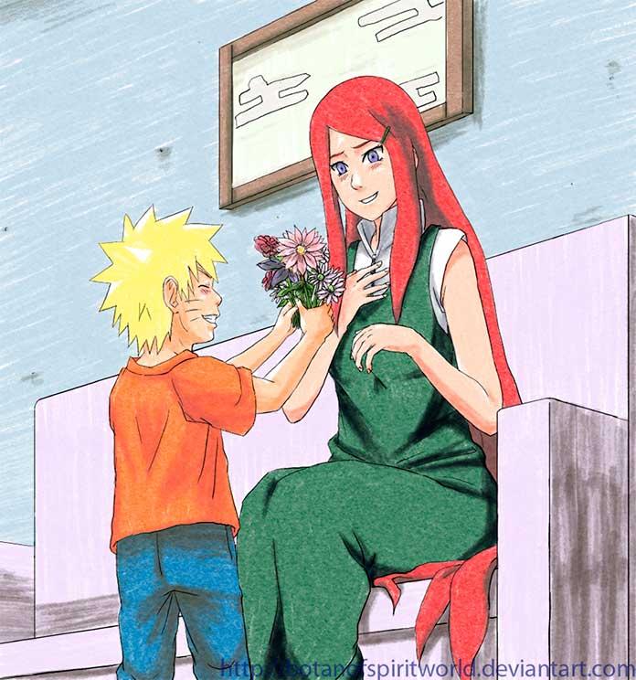 Naruto e Kushina 03