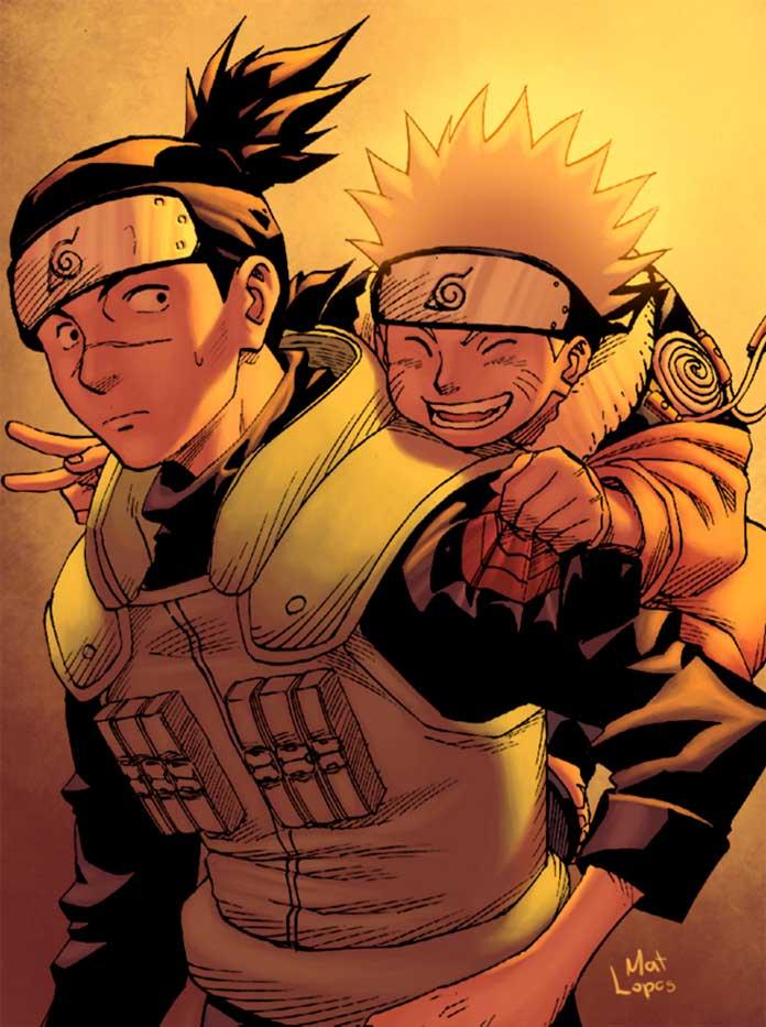 Os mestres do Naruto 04