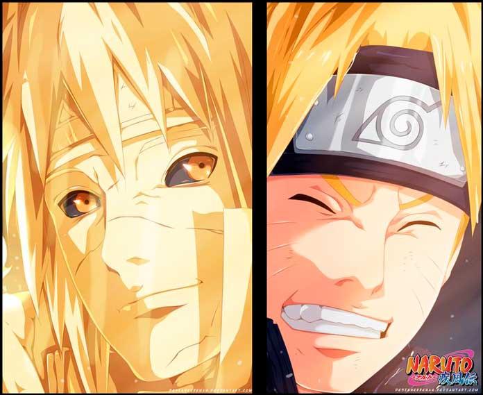 Naruto e Minato 02