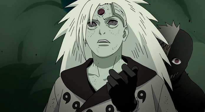 Naruto Shippuden a morte de Madara