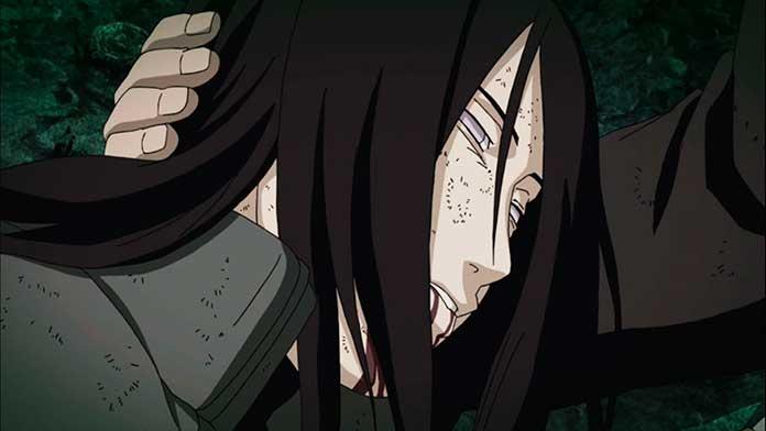 Naruto Shippuden a morte de Neji 01