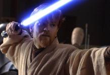 Obi Wan vs Grievous Star Wars: A Vingança dos Sith