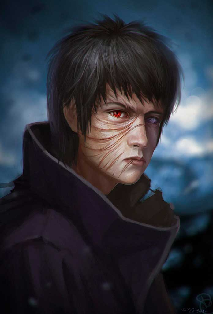 Obito Uchiha personagens de Naruto 37