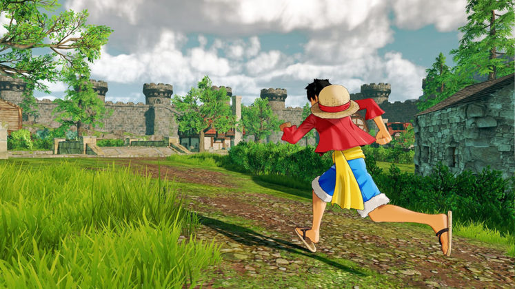 One Piece: World Seeker 01