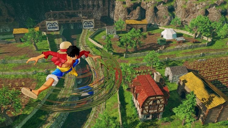 One Piece: World Seeker 06