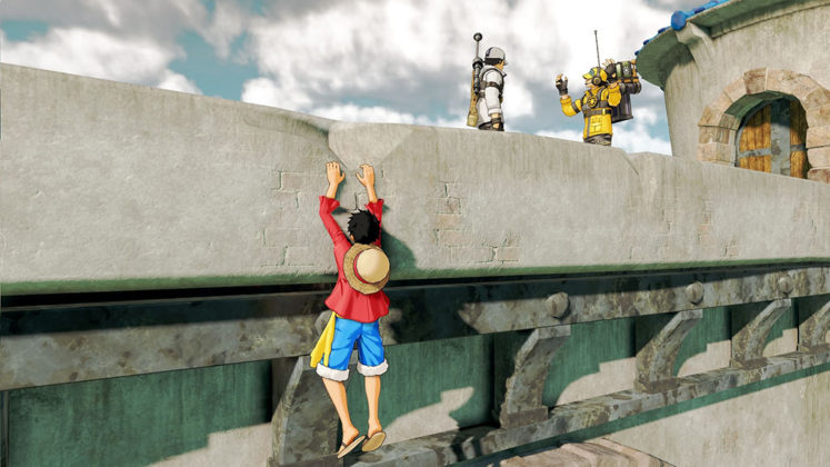 One Piece: World Seeker 08