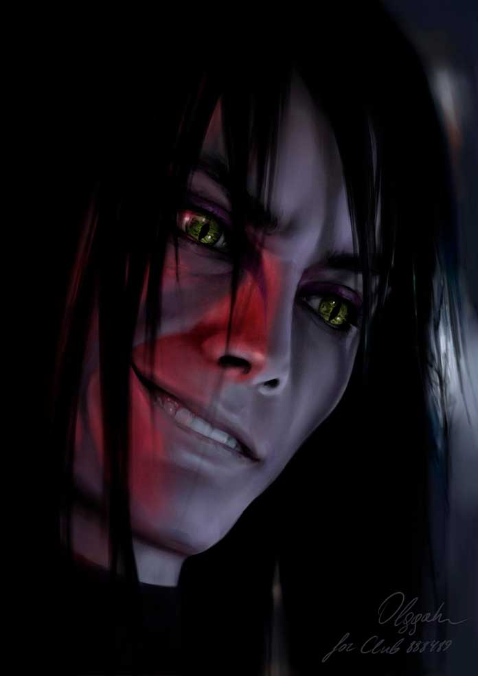 Orochimaru personagens de Naruto 18