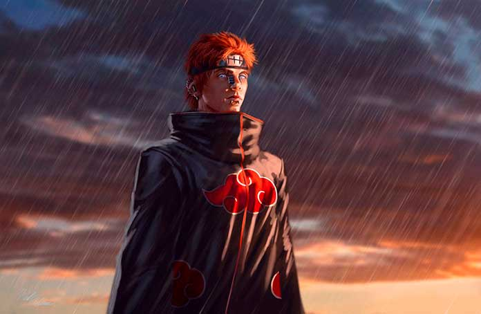 Pain personagens de Naruto 32