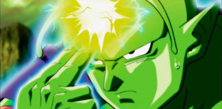 Piccolo Torneio do Poder Dragon Ball Super