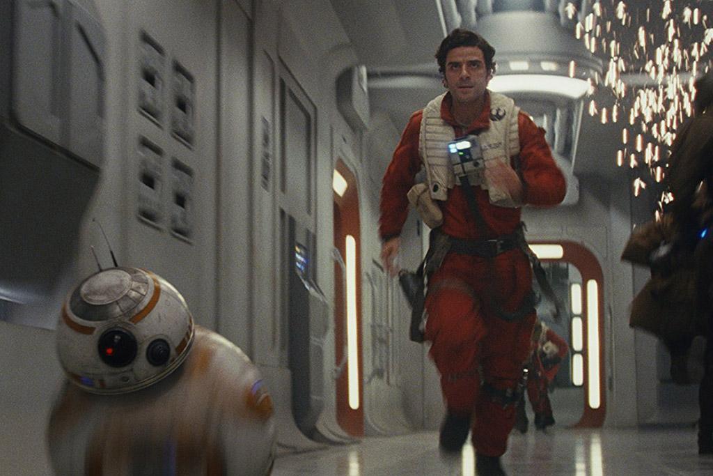 Poe Dameron Star Wars: Os Últimos Jedi